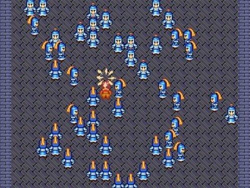 食い逃げ野郎2 Game Screen Shot1