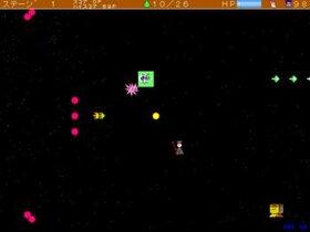 スターシューティング Game Screen Shot2