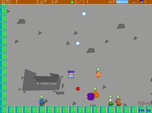 ヤシーユバトル Game Screen Shot3