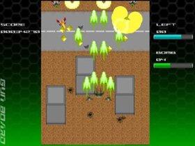 GUN BOARD(ガン・ボード) Game Screen Shot4