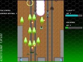GUN BOARD(ガン・ボード) Game Screen Shot5