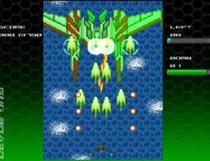 GUN BOARD(ガン・ボード) Game Screen Shot