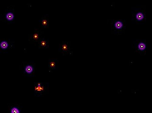 シューティングゲーム Game Screen Shots