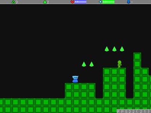 ブルーヤシーユワールド Game Screen Shot3
