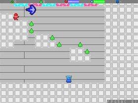 ブルーヤシーユワールド Game Screen Shot5