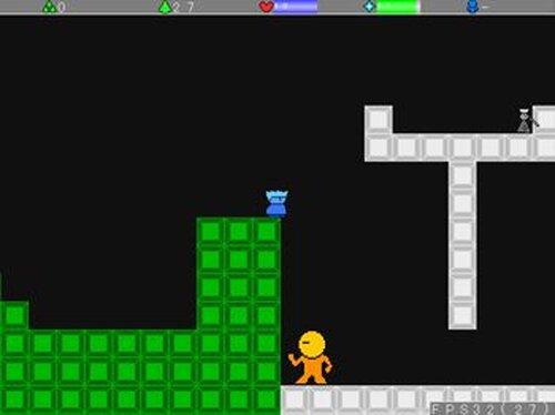 ブルーヤシーユワールド Game Screen Shots