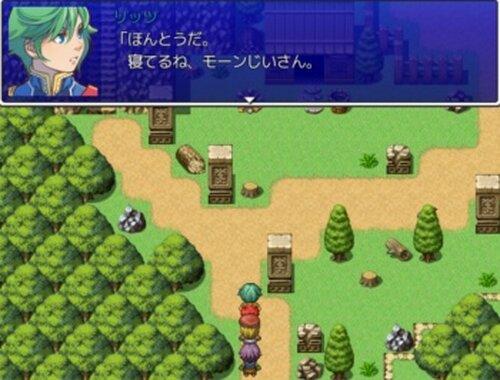 ブレイブ☆グレイブ Game Screen Shot4