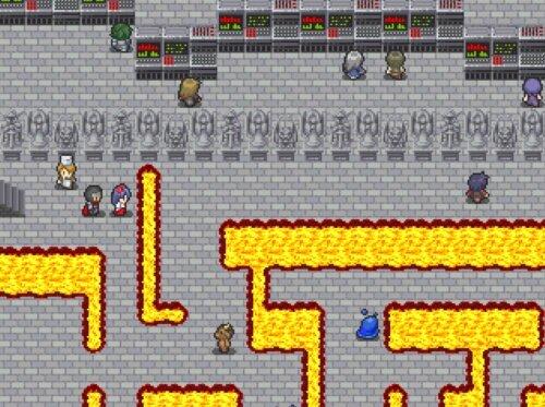 ブラッドマギア Game Screen Shot1