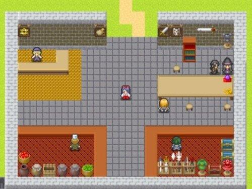 ブラッドマギア Game Screen Shot3