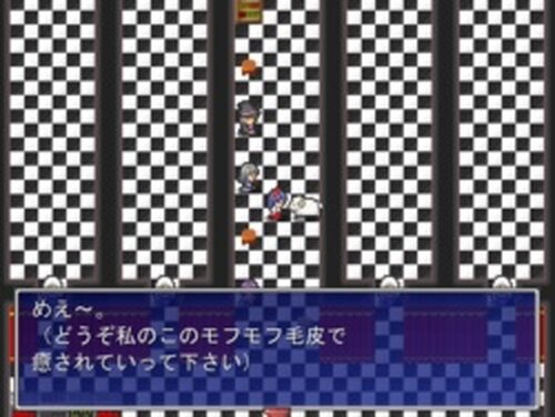 ブラッドマギア Game Screen Shots
