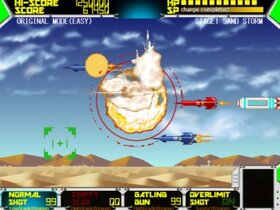 INTERCEPTOR(complete edition) Game Screen Shot5