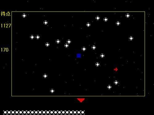 スペースレスキュー改 Game Screen Shot1