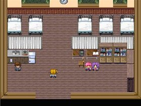 幻燈夏夜かぐらかぐらRPG~戦夜一夜~ Game Screen Shot4