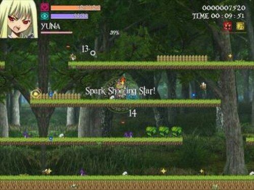 はいすく~るあくとれす Game Screen Shots