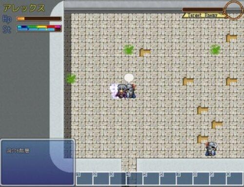 ディーパーアンダーグラウンド Game Screen Shot2