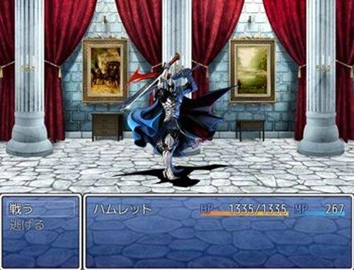 ゲームで学ぶ世界文学 「ハムレット」 Game Screen Shots