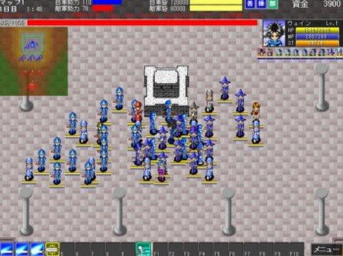 ルメール戦記 Game Screen Shot4