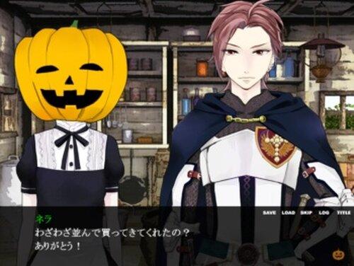 Pumpkin Mission Game Screen Shot2