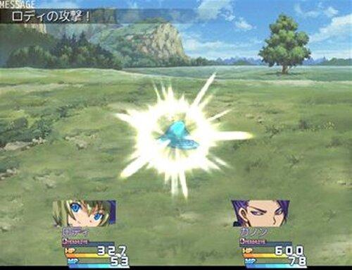 【体験版】ラ・カンパネラ~遠い日の歌声~ Game Screen Shot2