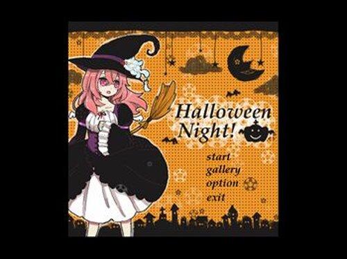 Halloween Night! Game Screen Shot2