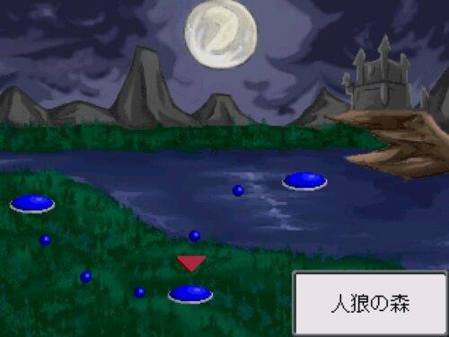 悪魔と古城 Game Screen Shot1