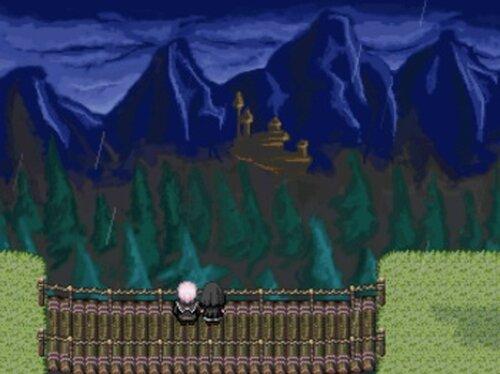 悪魔と古城 Game Screen Shot2
