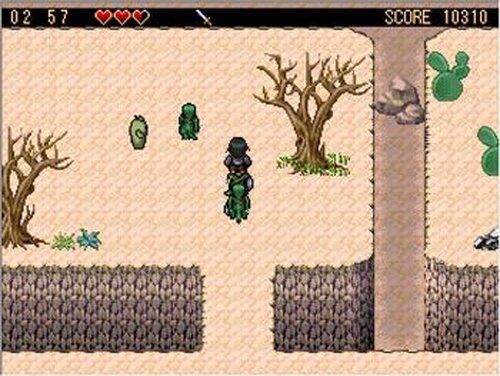 ダイゴの百人斬り Game Screen Shot5