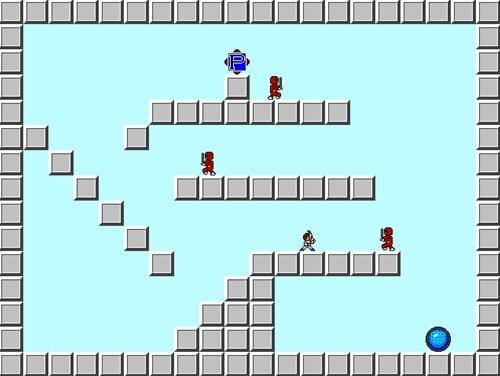 ウルトラ万太郎 Game Screen Shot1