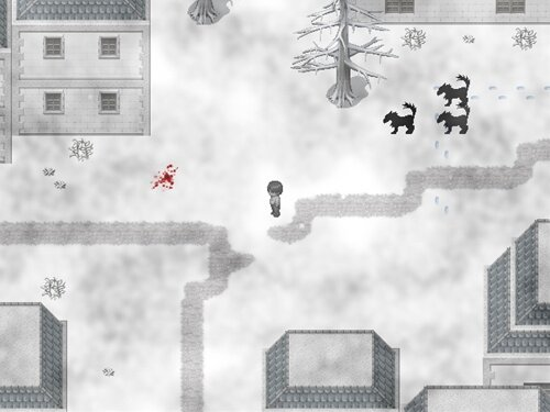 少年は少女を探した Game Screen Shot1