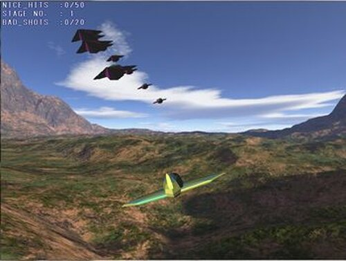 HellJet Game Screen Shots