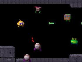 うんちゃまジェット Game Screen Shot2