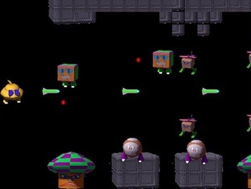 うんちゃまジェット Game Screen Shots