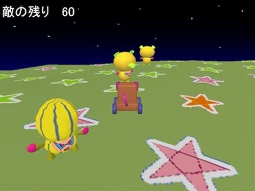 わんこロボはっしゃ Game Screen Shot2