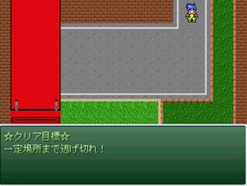 食い逃げ野郎3 FINAL ESCAPE Game Screen Shots
