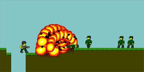 メクソハナクソブス Game Screen Shot1