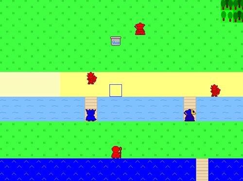 サプリの冒険 Game Screen Shot1