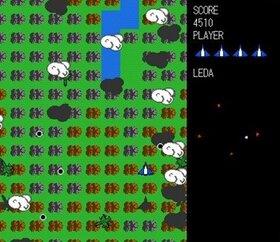 激戦の炎 Game Screen Shot2