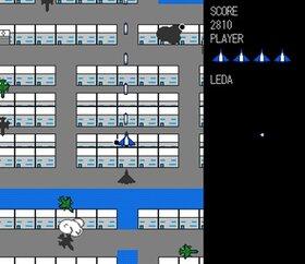 激戦の炎 Game Screen Shot3