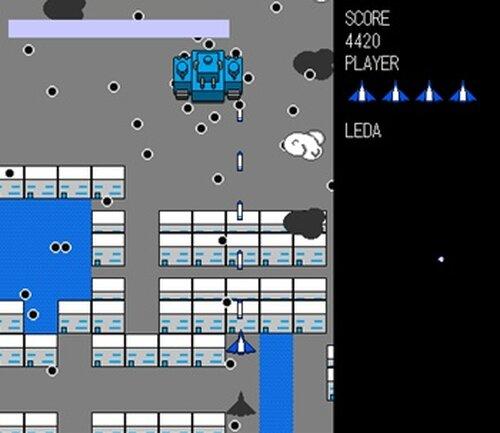激戦の炎 Game Screen Shot4