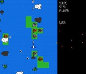 激戦の炎 Game Screen Shot5