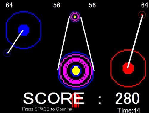 Space Stop Game Screen Shot1