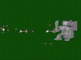 女人島の魔像 Game Screen Shot5