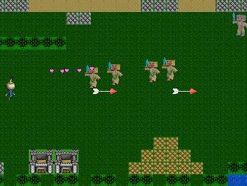 女人島の魔像 Game Screen Shots