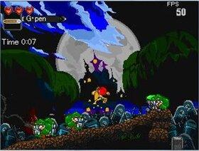 全壊村 Game Screen Shot3