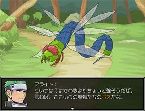 The Last Braver ~最後の勇者伝説~ Game Screen Shots