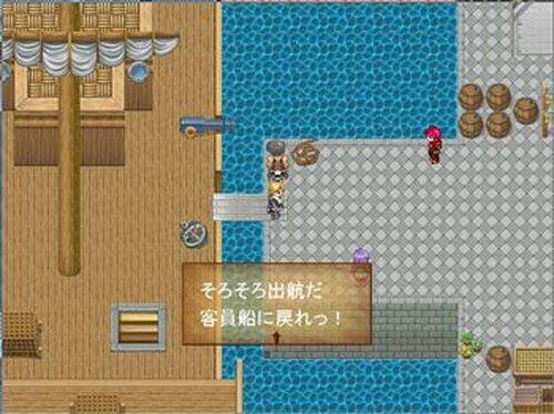 キャプテン・メアリー Game Screen Shot2