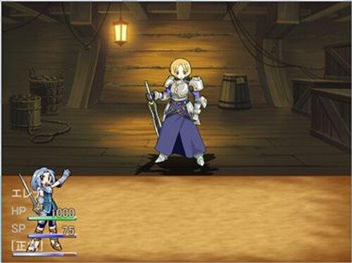 キャプテン・メアリー Game Screen Shots