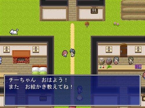 チーちゃんの冒険プチ Game Screen Shot2