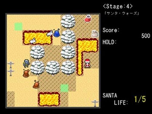 ドキドキ☆サンタ大作戦 Game Screen Shot2