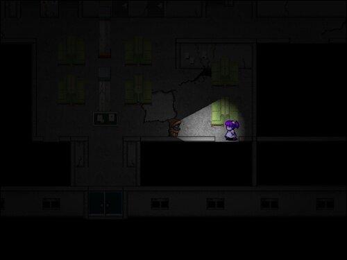 廃病院とガスマスク Game Screen Shot1